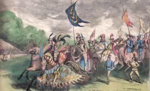 Средневековый спорт. Какой была бы Олимпиада-1324?