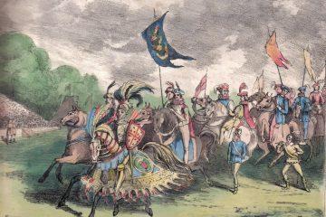 Средневековый спорт. Какой была бы Олимпиада-1324? 17