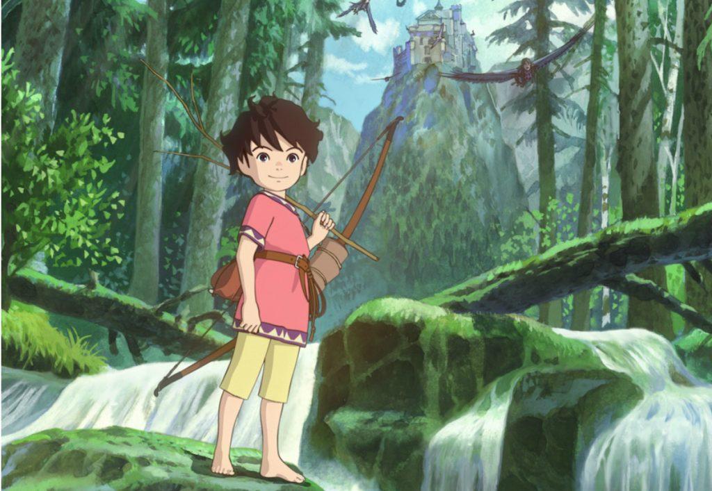 «Рони, дочь разбойника» — пока что единственный сериал от Ghibli