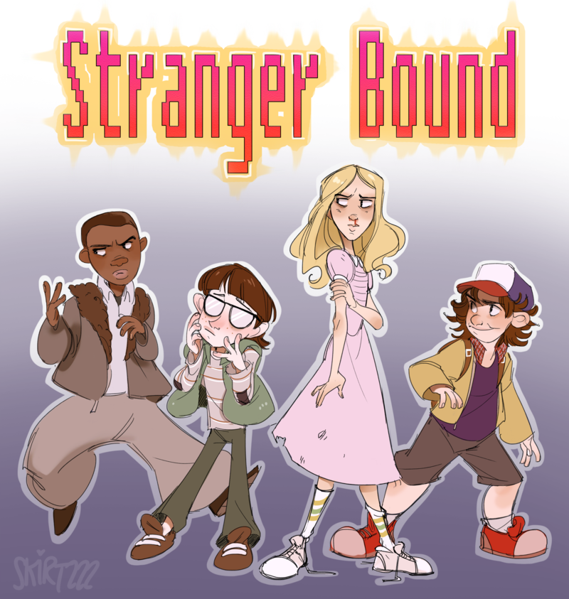 Stranger Bound by skirtzzz