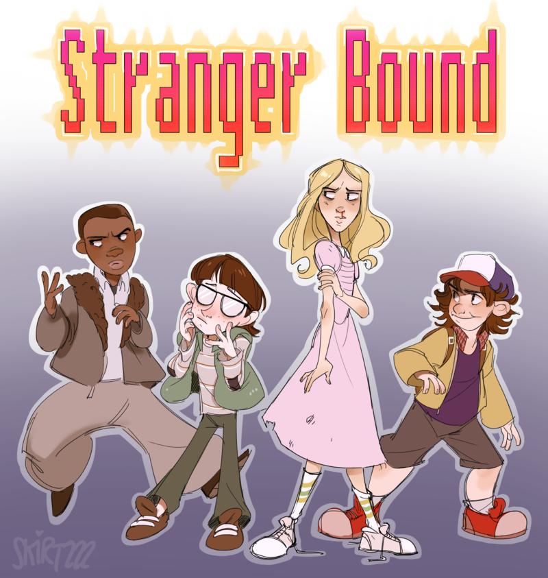 Stranger Bound by skirtzzz