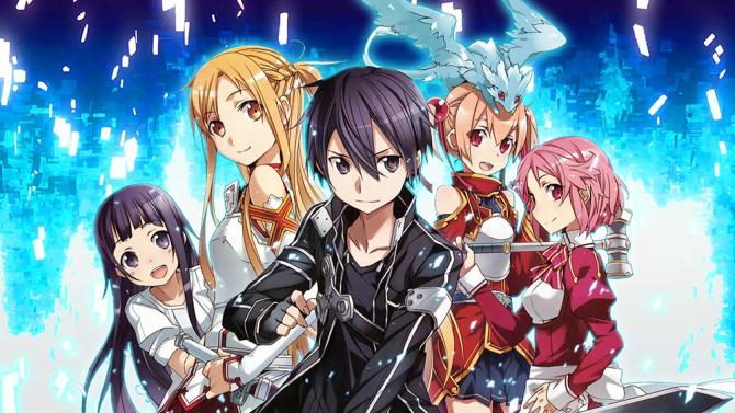 Аниме Sword Art Online станет сериалом