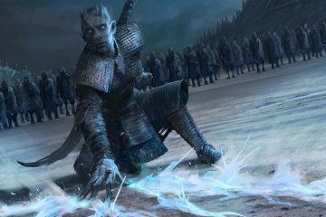 Шикарные концепт-арты 6сезона «Игры престолов» 7