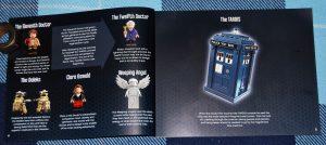 Доктор в деталях. Обзор набора LEGO® Doctor Who 24