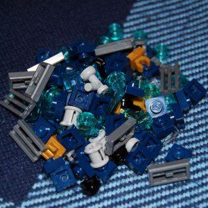 Доктор в деталях. Обзор набора LEGO® Doctor Who 3