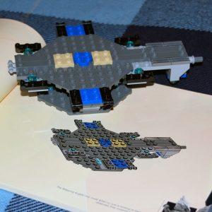 Доктор в деталях. Обзор набора LEGO® Doctor Who 20