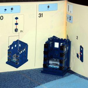 Доктор в деталях. Обзор набора LEGO® Doctor Who 22