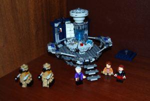 Доктор в деталях. Обзор набора LEGO® Doctor Who 6