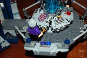 Доктор в деталях. Обзор набора LEGO® Doctor Who 5