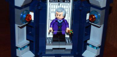 Доктор в деталях. Обзор набора LEGO® Doctor Who