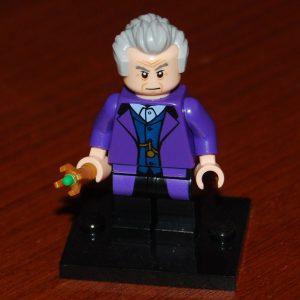 Доктор в деталях. Обзор набора LEGO® Doctor Who 15