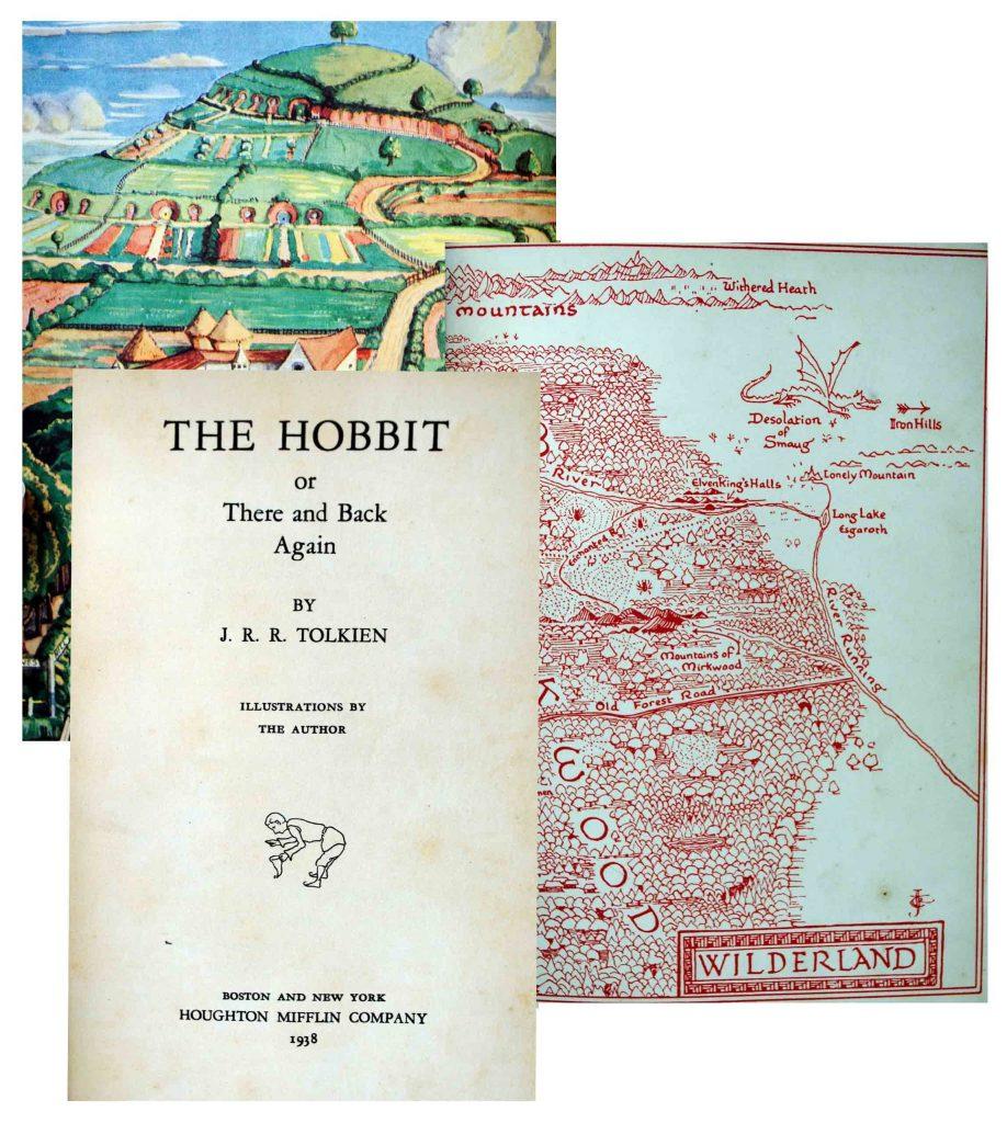 Хоббит. Первое издание