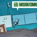 Зонд «Розетта» разбили о комету