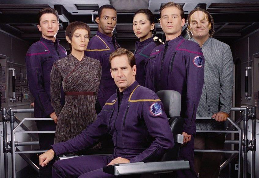 Взгляните на эти лица. Вот те, кто бороздил просторы глубокого космоса задолго до Кирка и Спока. Но разве им поклоняется фэндом «Звёздного пути»?