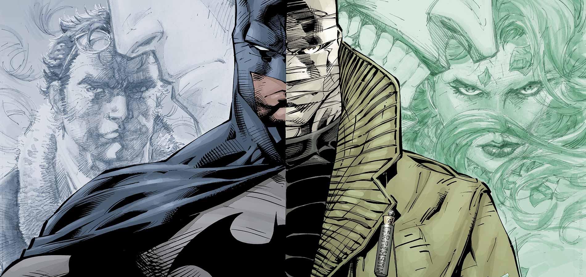 Бэтмен Тихо
