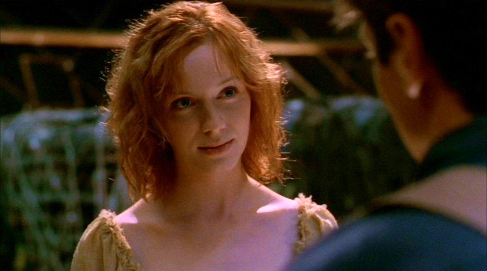 Рыжеволосая красотка Саффрон могла еще нераз испортить настроение Малькольму Рейнольдсу