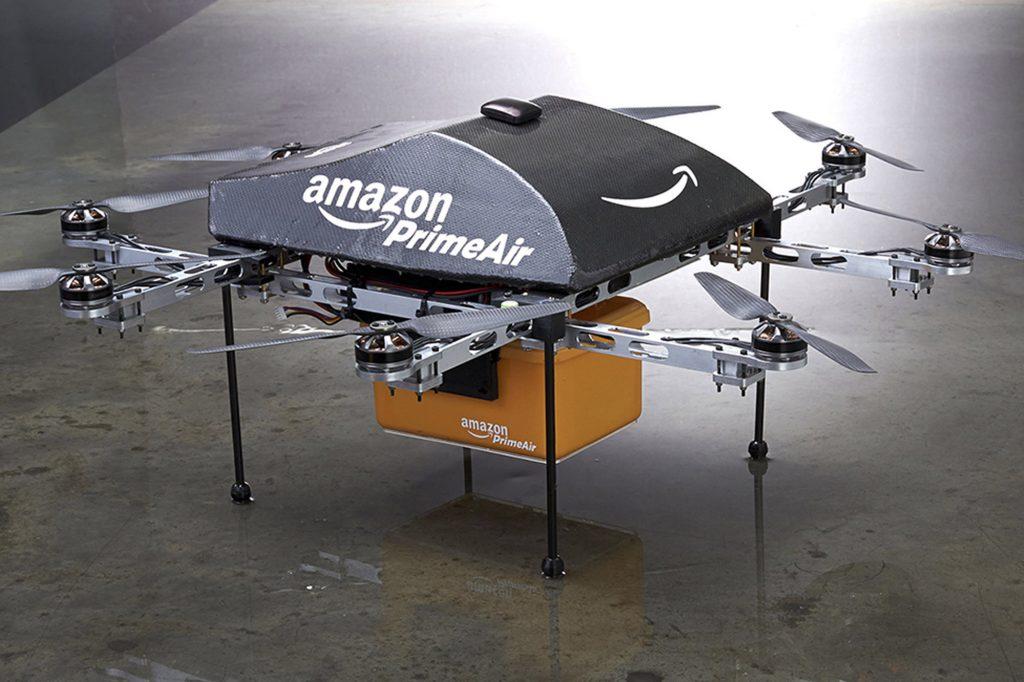 Amazone drone