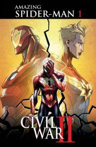 Обложка тай-ина из серии Человека-паука