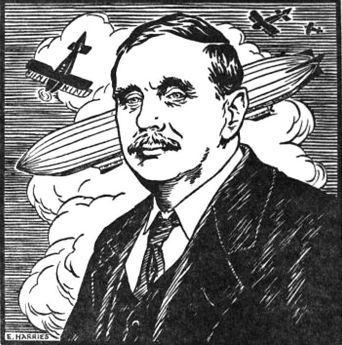 Герберт Уэллс и научный пессимизм