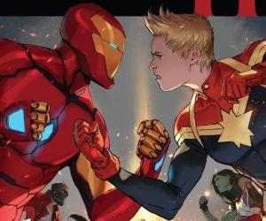 Гражданская война2: что сейчас происходит во вселенной Marvel 9