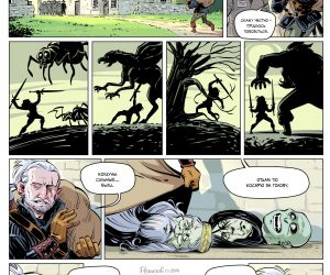 Комикс: и бонус