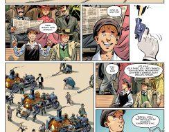 Комикс: «Формула стимпанка»