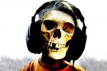 Страшная музыка
