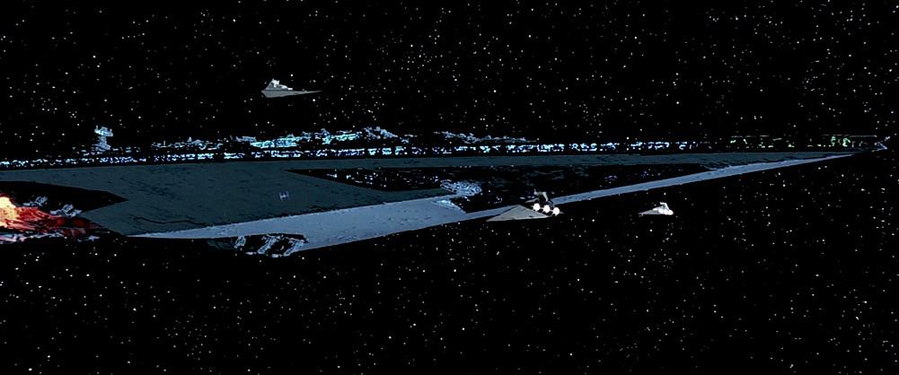 Самые большие космические корабли: топ-10 1