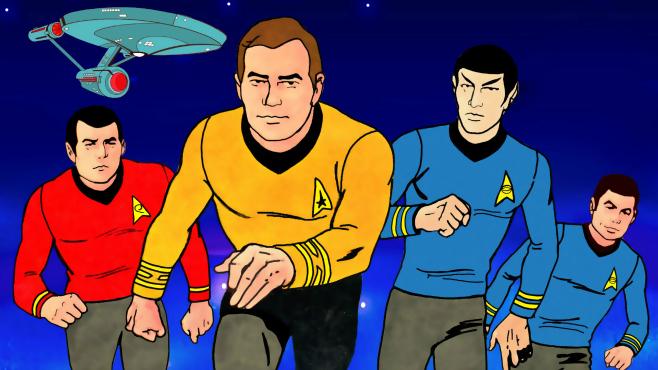 И да, мы помним про анимационный «Звёздный путь». Но это не совсем отдельный сериал — скорее, дополнение к оригинальному