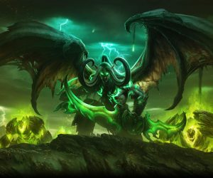 World of Warcraft: Legion. Новая страница Азерота