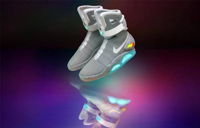 Кроссовки из «Назад в будущее»
