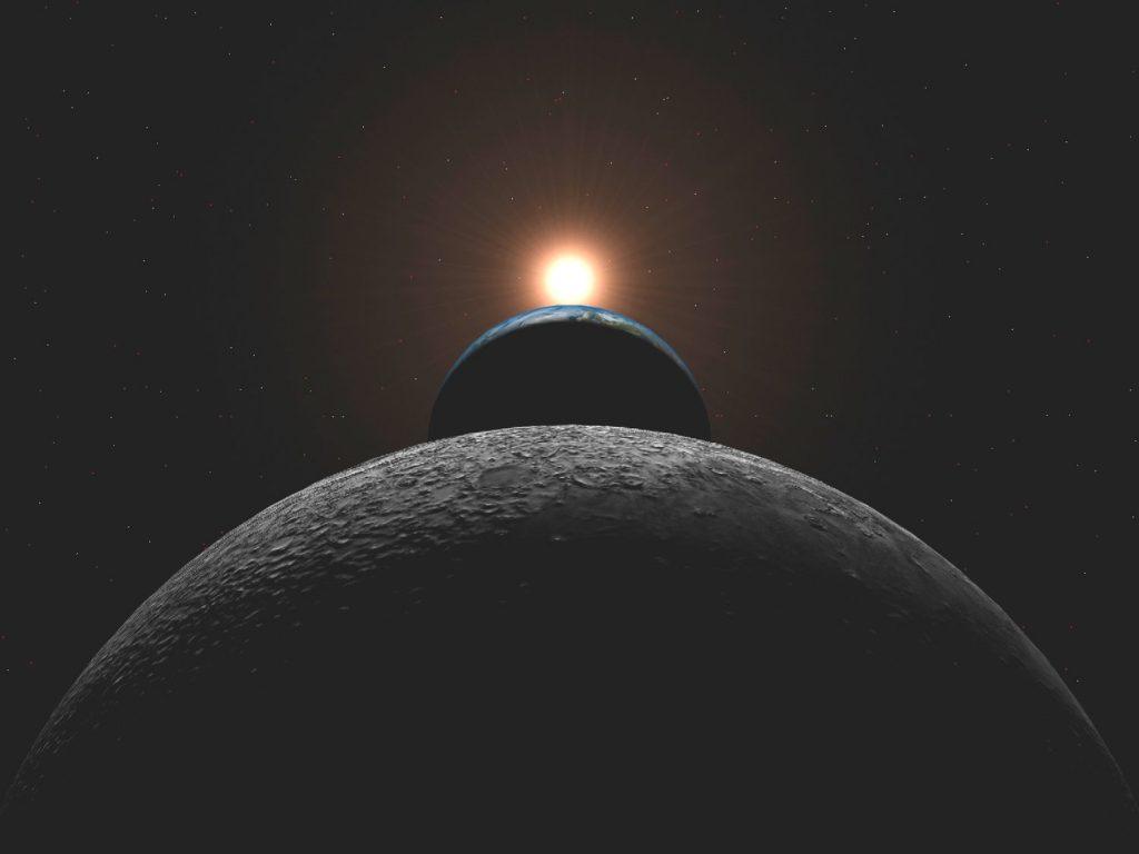В романе Артура Кларка «2001: Космическая одиссея» пришельцы превращают Юпитер в звезду, переработав его атмосферу с помощью экспоненциальных машин