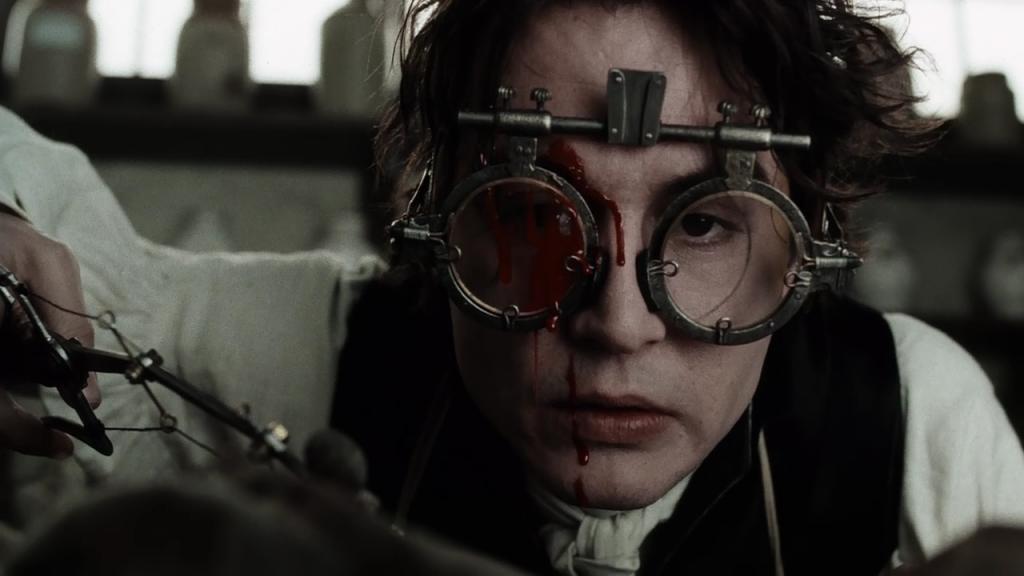 Почему Тим Бёртон снимает странные фильмы 10
