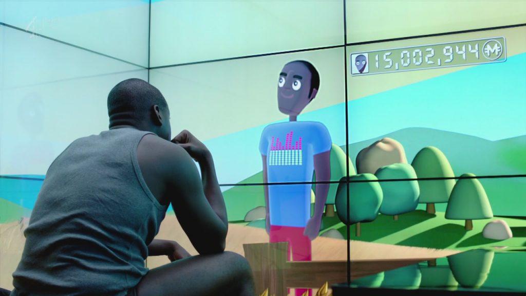Некоторые из технологий «Чёрного зеркала» похожи на наши. Вот, например, виртуальный человечек почти как из Xbox Live