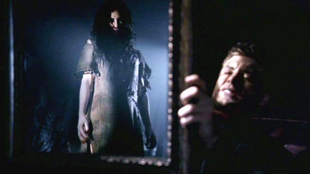 Кровавая Мэри — один из первых противников Винчестеров