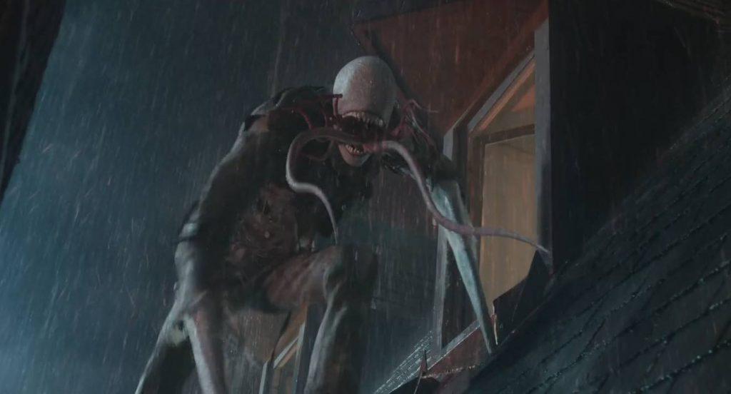 Монстры в «Доме странных детей» отдают работами Дель Торо