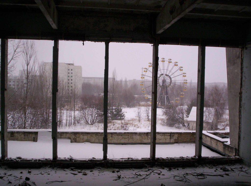 Заброшенные города 20