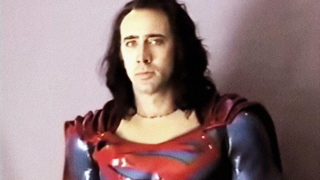 Супермен Кейдж