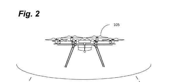Amazon Drone Cop