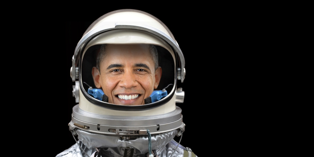 Обама предложил собственный список обязательных кпросмотру научно-фантастических фильмов