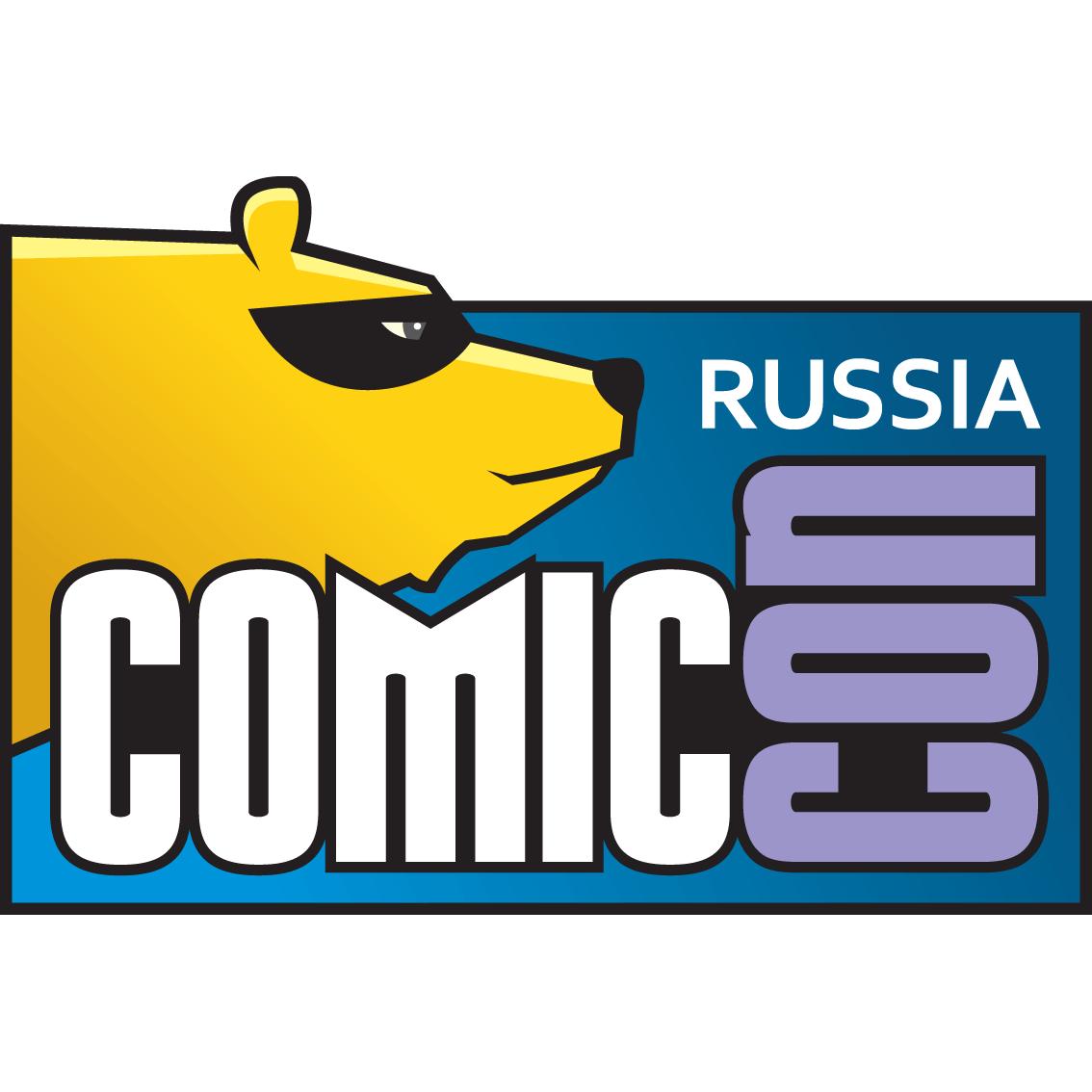 Comic Con Russia логотип