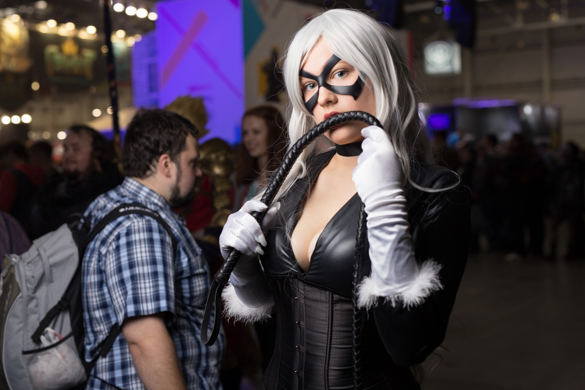 Косплей DC Comics Comic Con Russia