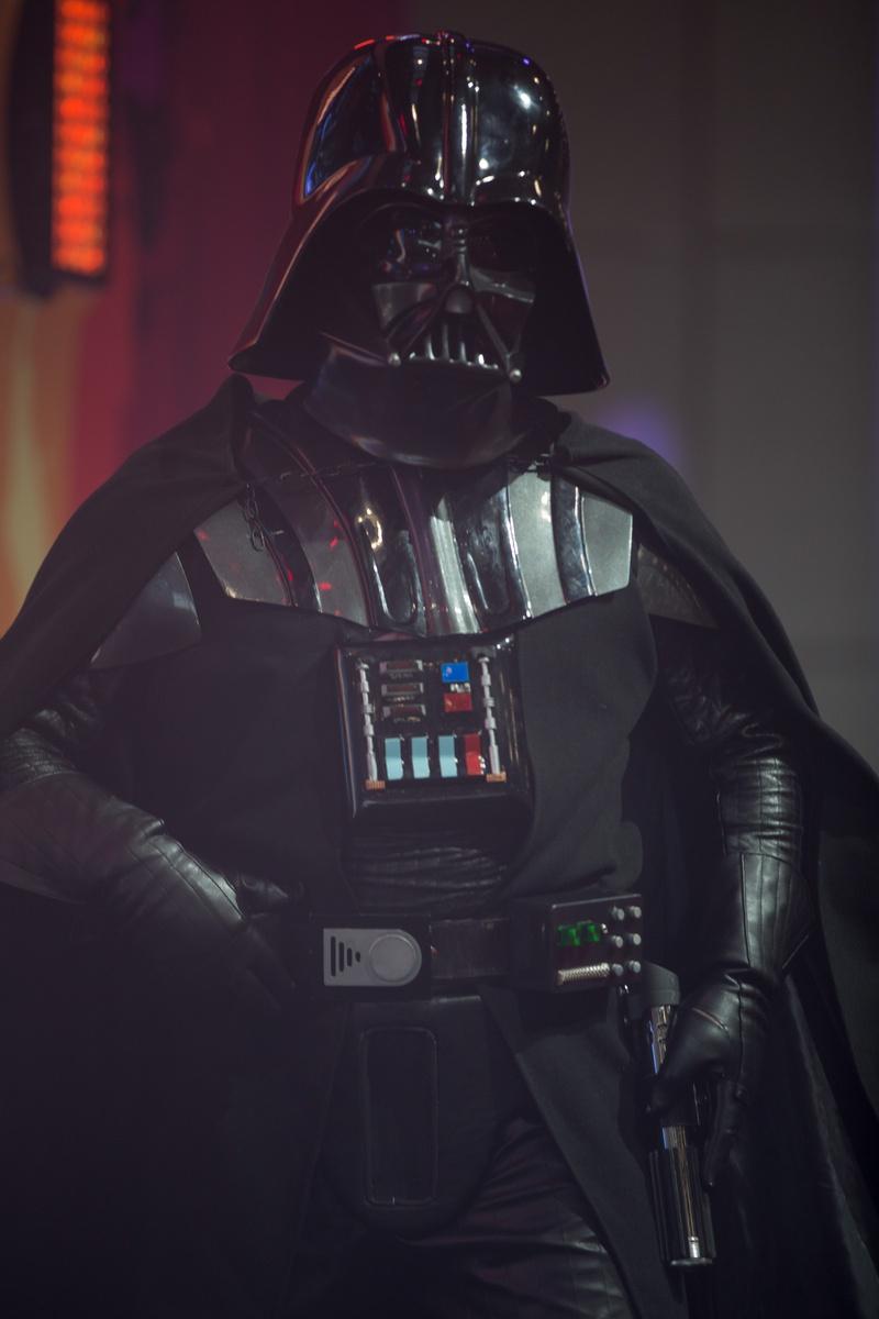 Косплей Star Wars Comic Con Russia