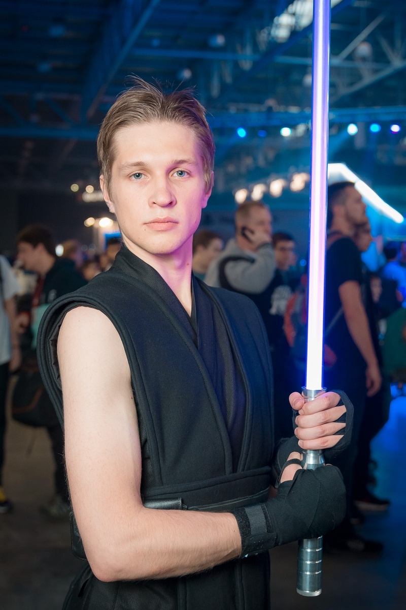 Косплей Star Wars Comic Con Russia