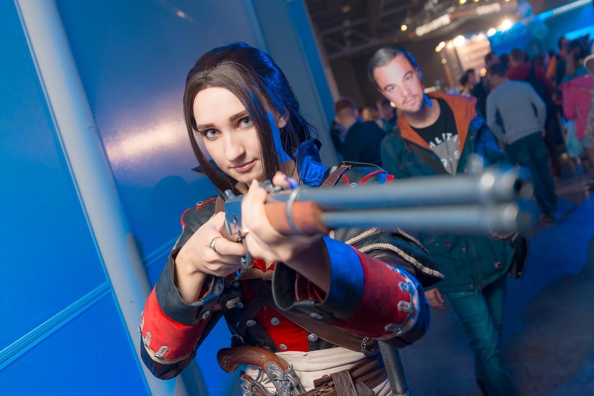 Косплей Comic Con Russia