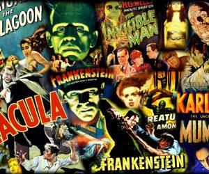 Классика ужасов студии Universal