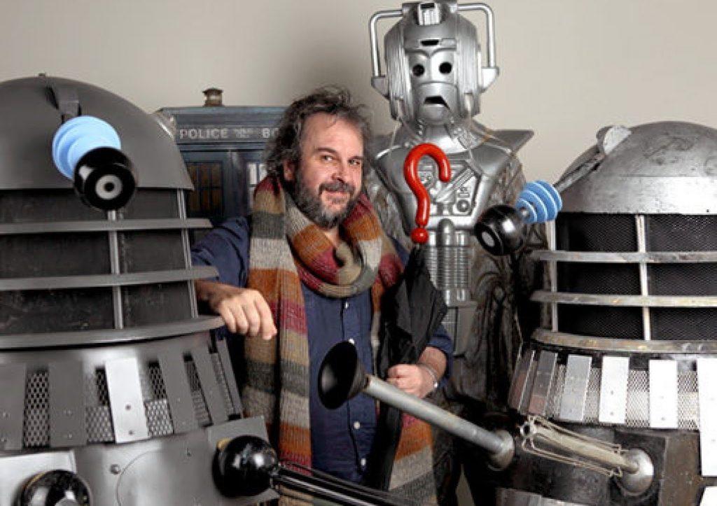 Эй, Питер, так где наша серия «Доктора Кто»?