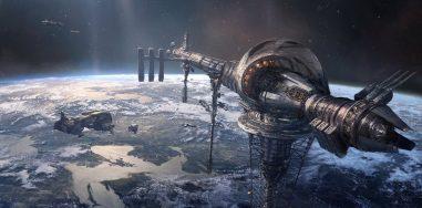 Как построить космическийлифт 12