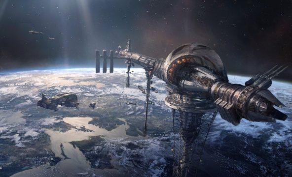 Как построить космическийлифт
