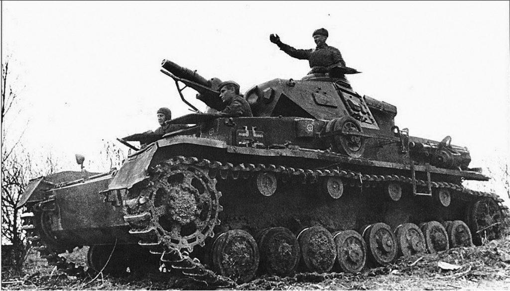 Противотанковое оружие пехоты неэффективнее, чем стрелковое. Вовремя Второй мировой92% боевых машин уничтожалось противотанковой артиллерией идругими танками